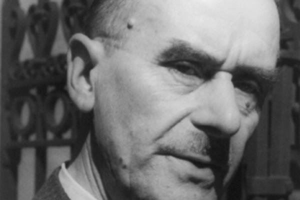 144 éve született Thomas Mann, a héber mítosz újraálmodója