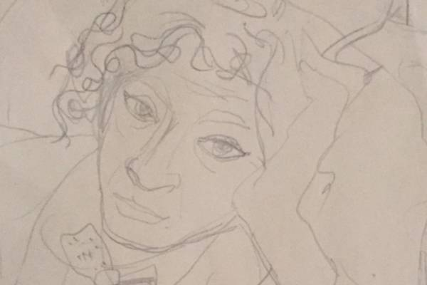 Ámos Imre: Chagallról gondolkodom