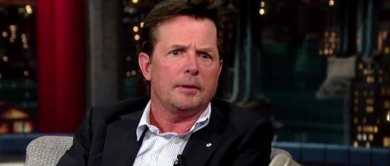 Michael J. Fox, a Vissza a jövőbe sztárja, zsinagógai törzstag