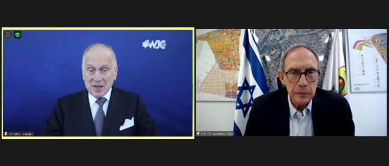 Zsidó Világkongresszus: Fókuszban a diaszpóra és Izrael kapcsolata