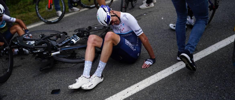 Balszerencsés izraeli kezdet a Tour de France-on