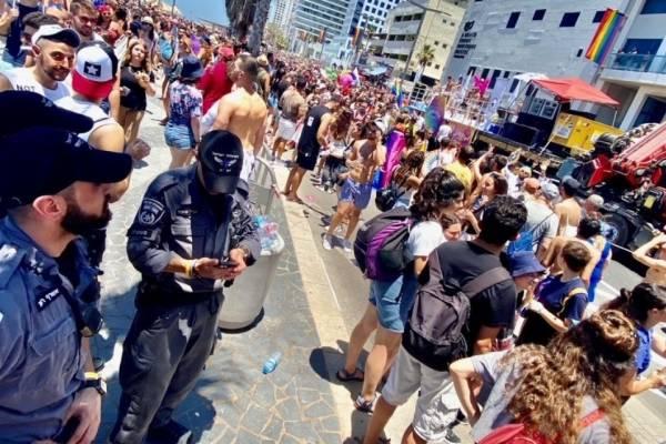 Izrael: Egy város büszke a Pride-ra