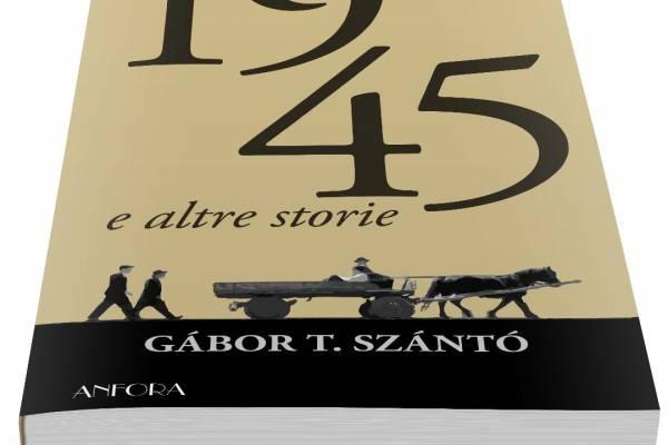 Olaszul is megjelenik Szántó T. Gábor sikerkönyve