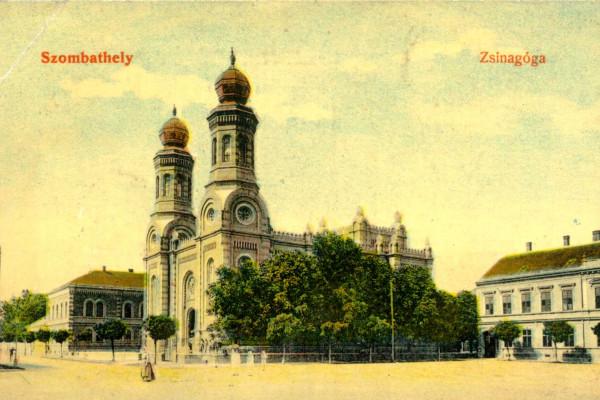 Kirándulás Szombathely zsidó emlékeinek megtekintésére