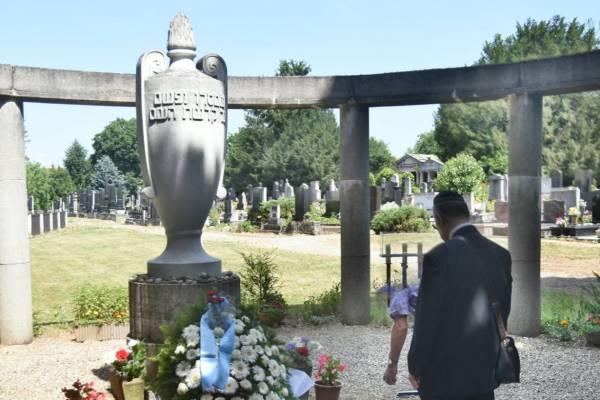 A holokauszt somogyi áldozataira emlékeztek Kaposváron