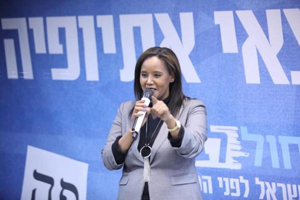 Mezítláb érkezett Izraelbe, mostantól miniszter: Penina Tamano-Shata