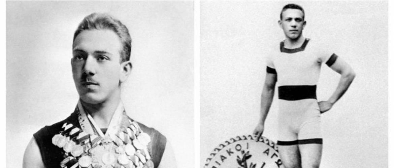 Magyar zsidó arcképcsarnok: Hajós Alfréd (1878-1955)