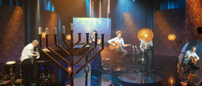 Ünnepi adással jelentkezik a Duna Televízió Hanuka ünnepének tiszteletére
