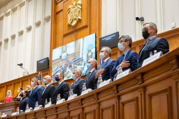 A román parlament is megemlékezett a iași-i pogrom évfordulójáról