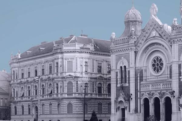 A temesvári zsidóság, történelmi távlatkép – meghívó online könyvbemutatóra