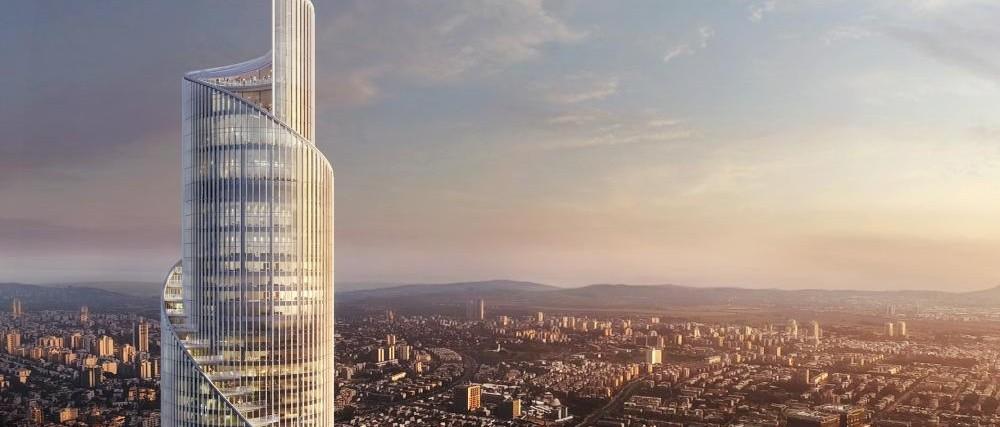 Tel-Avivban épül Izrael eddigi legmagasabb épülete