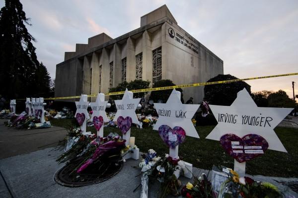 Wiesenthal központ: A pittsburghi lövöldözés volt a legsúlyosabb antiszemita támadás 2018-ban