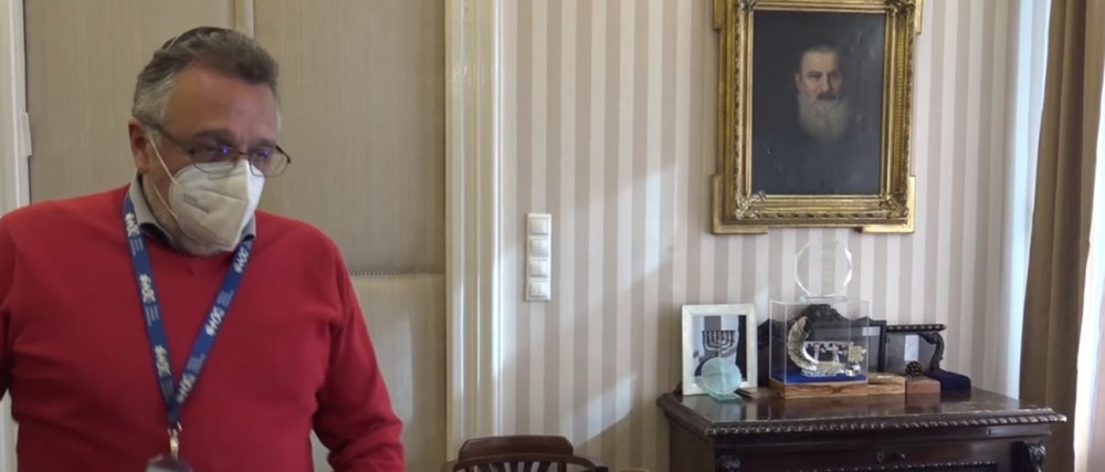 Mazsihisz elnök: Lassan visszatérünk és normalizálódik az élet | Mazsihisz