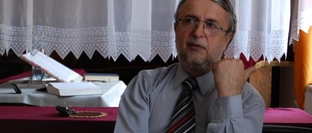 Bemutatjuk a rabbijainkat: Szerdócz Ervin