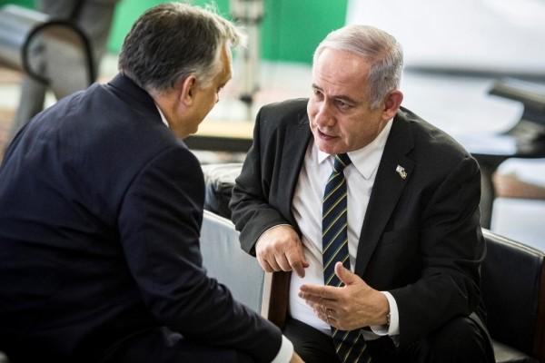 Az izraeli miniszterelnökkel tárgyalt Orbán Viktor Brazíliában