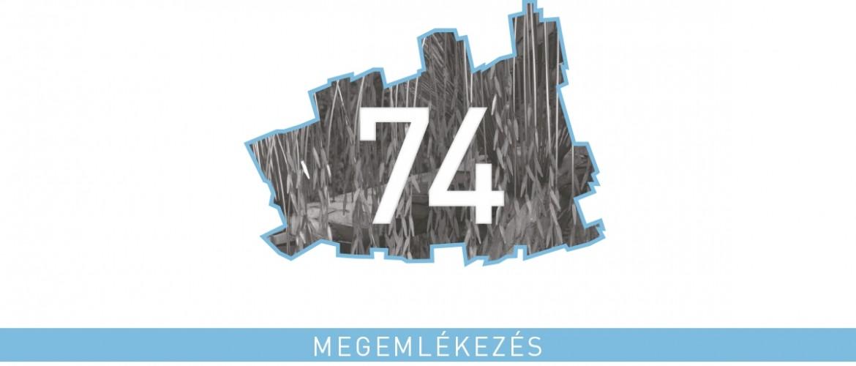 74 éve szabadult fel a budapesti gettó – Meghívó megemlékezésre