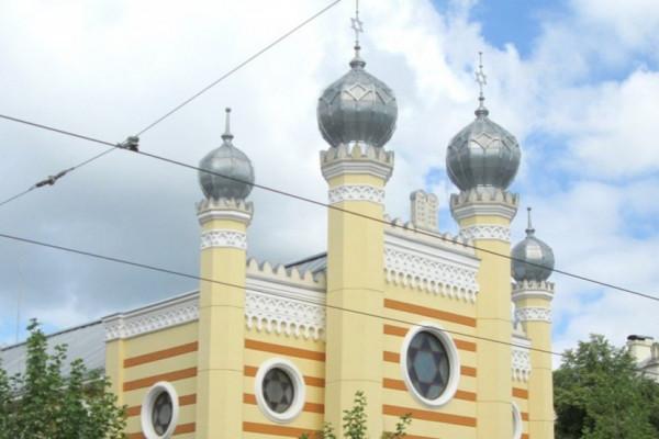 Határon túl: Megújult Kolozsvár egyetlen működő zsinagógája