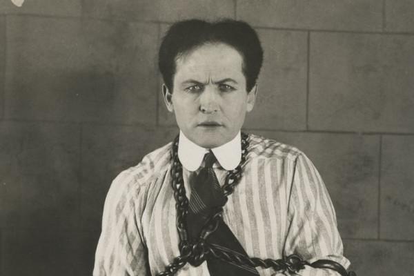 Ma 145 éve született Harry Houdini