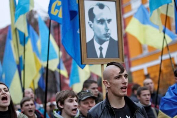 Január elsején egy náci kollaboránsra emlékezett Ukrajna