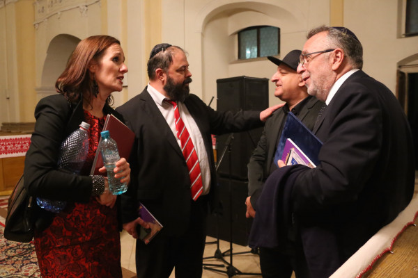 Nagy siker volt az idei Kolozsvári Zsidó Napok rendezvénysorozat