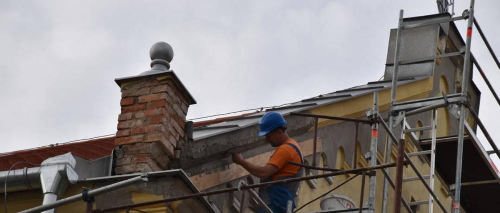 Több mint hetvenmillió forintból újul meg a karcagi zsinagóga