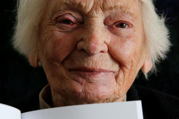 Meghalt  a 103 éves Yvette Lundy, a zsidókat mentő francia asszony