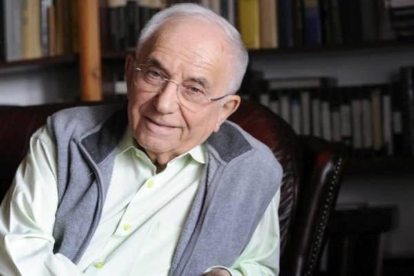 """Ma 88 éves Vitray Tamás, tévélegenda és """"hivatásos sportrajongó"""""""
