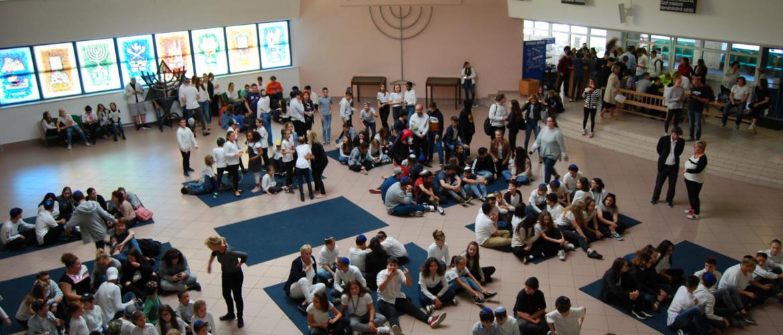 Száz éves a zsidó gimnázium, ünnepeljünk együtt!