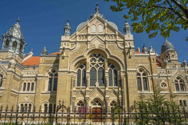 Újra látogatható a szegedi Új Zsinagóga