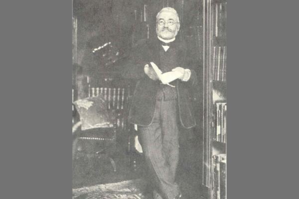 Nagy elődeink: Dr. Bacher Vilmos (1850-1913)