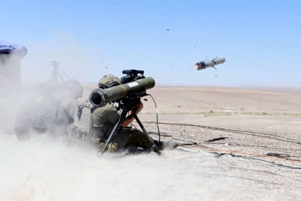 Magyarország irányított páncéltörő rakétákat vesz Izraeltől