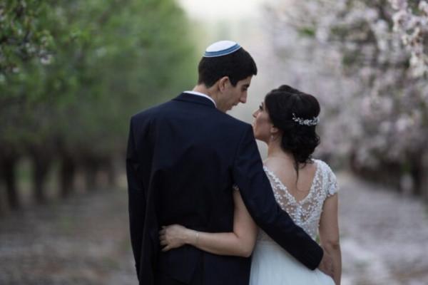 Zsidó boldogság délen: esküvők a bombák árnyékában