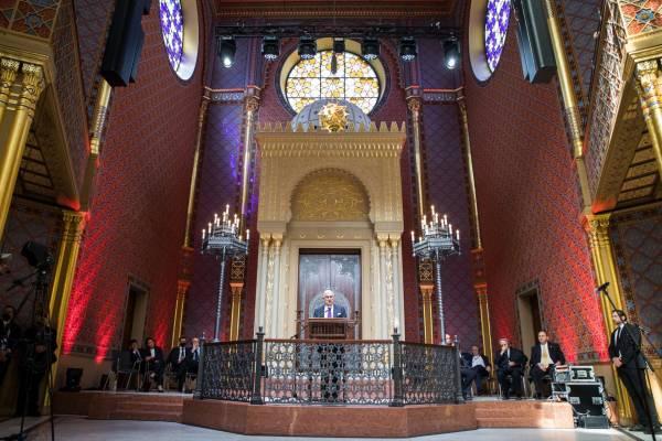 Rumbach zsinagóga: Nyitás a nagyközönség előtt