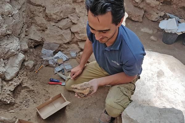 Csaknem 3 ezer éves konyha romjaira bukkantak Izraelben