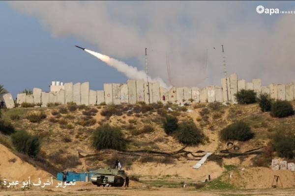 Összehangolt terrorista hadgyakorlat Izrael ellen