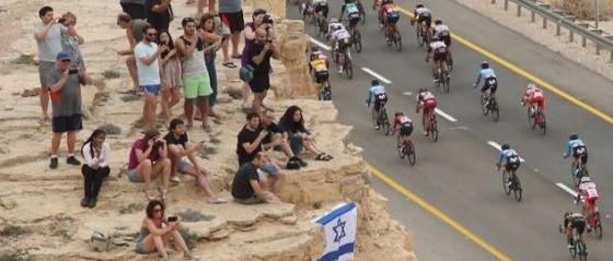 Arab gesztus Izraelnek: arab országok is indulnak a nagy izraeli bicikliversenyen