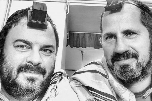 Radnóti és Darvas rabbi együtt: ez a RaDar