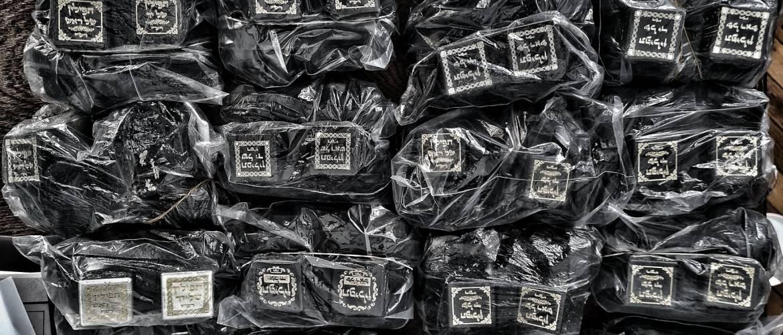 Új tálitok, mezuzák, tefilinek a Budapesti Rabbiságon