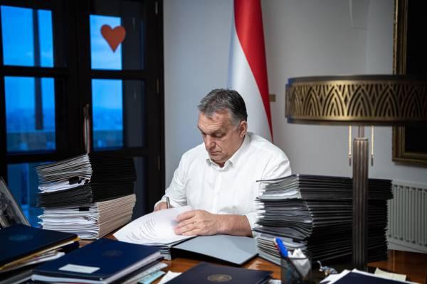 Orbán Viktor kormányfő ellenzi a kóser vágás megtiltását