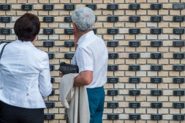 Békéscsabán imával emlékeznek a holokauszt áldozataira