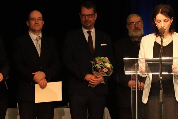 Átadták az idei Wallenberg-díjakat