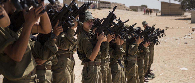Aki tüzet nyit Izraelre, annak nem lesz nyugodt éjszakája