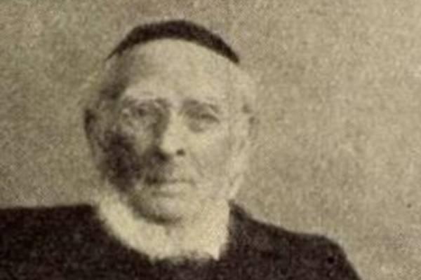 Nagy elődeink: Bloch Mózes (1815-1909)