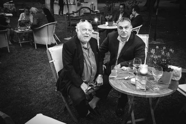 Orbán Viktor: Hasta la vista, Andy!