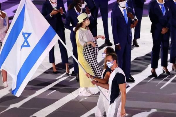 Izrael a Tokiói Olimpián