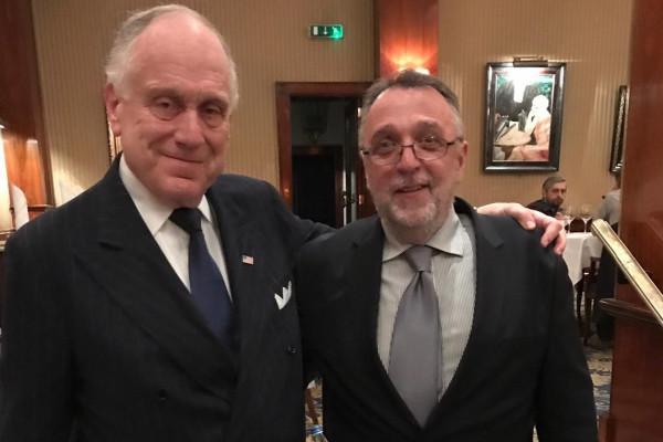 Budapesten tájékozódott a Zsidó Világkongresszus elnöke