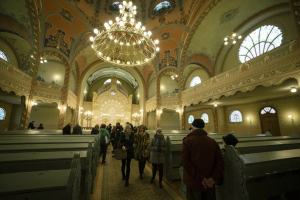 Mától újra látogatható a felújított szabadkai zsinagóga