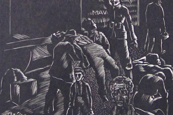 Megrendítő holokausztkiállítás a 2B-ben: Túl a szavakon