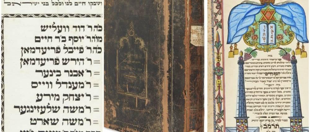 Van rá esély, hogy hazakerülhetnek a lefoglalt zsidó kéziratok Amerikából