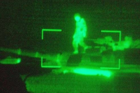 """""""Hőpajzs"""" az izraeli katonáknak: láthatatlanság infra- és hőkamerák ellen"""